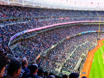 New York Yankees billetter - Publikum
