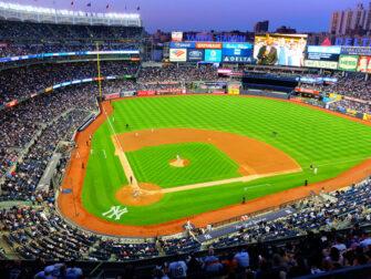 New York Yankees billetter - Bane