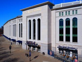 New York Yankees billetter - Yankee Stadium