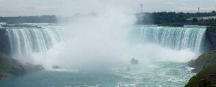 New York til Niagara Falls 2-dages tur