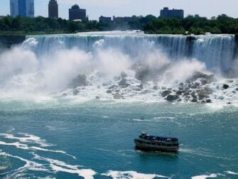 New York til Niagara Falls 2-dages tur - Maid of the Mist