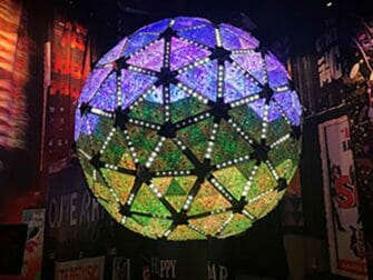 Ripley's Believe it or Not i New York - Ball Drop Times Square