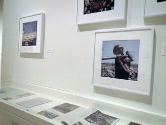 International Center of Photography i New York - Udstilling
