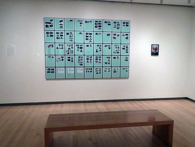 International Center of Photography i New York - Public Private Secret udstilling