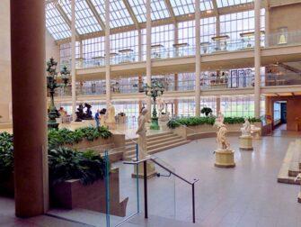 Metropolitan Museum of Art i New York - American Wing