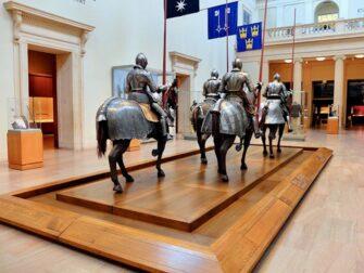 Metropolitan Museum of Art i New York - Rustninger