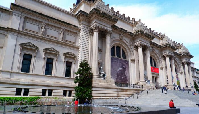 Metropolitan Museum of Art i New York - Bygningen