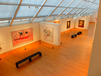 Metropolitan Museum of Art i New York - Tomt Museum