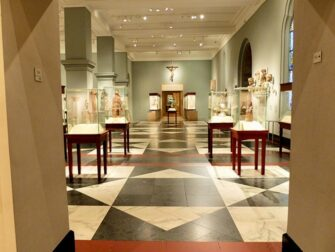 Metropolitan Museum of Art i New York - Udstilling