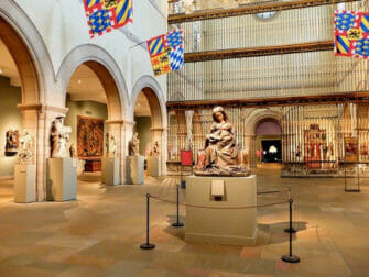 Metropolitan Museum of Art i New York - Kunst fra middelalderen