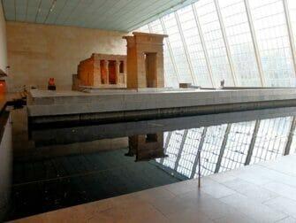 Metropolitan Museum of Art i New York - Temple of Dendur