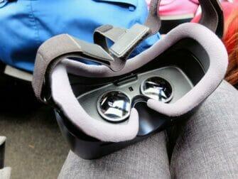 The Ride i New York - VR-briller