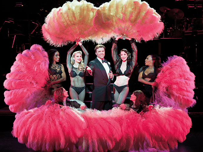 Chicago Broadway billetter - Billy Flynn