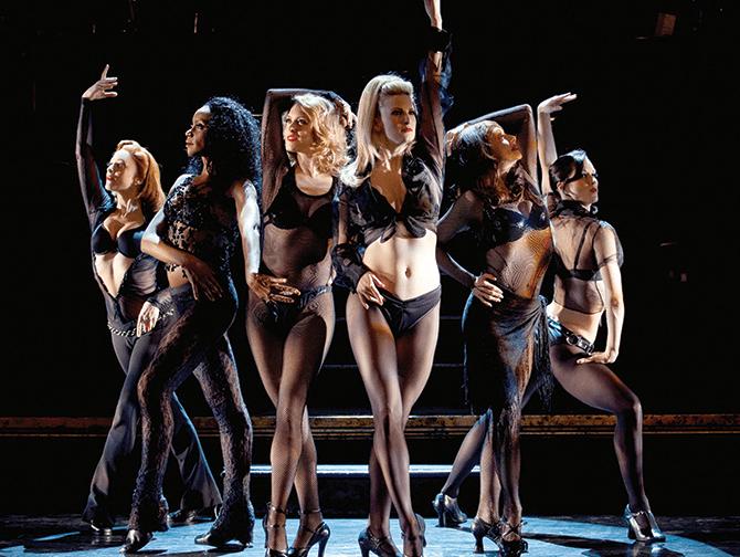 Chicago Broadway billetter - Morderiske kvinder