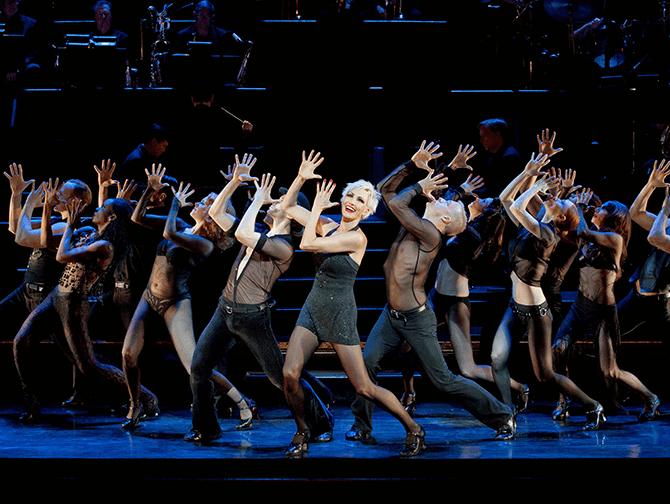 Chicago Broadway billetter - Velma