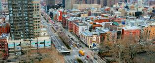 Lower East Side i New York