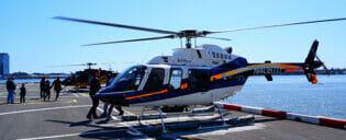 Helikopterture og ruter i New York
