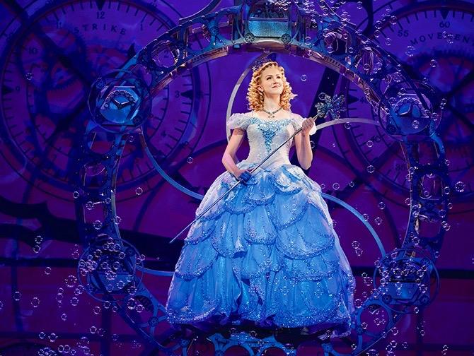 Wicked Broadway billetter - Glinda