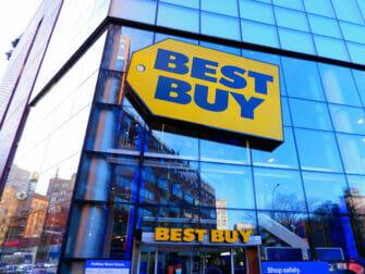 Elektronik i New York - Best Buy