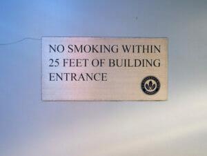 Rygning i New York
