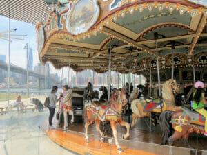 Jane's Carousel i Brooklyn