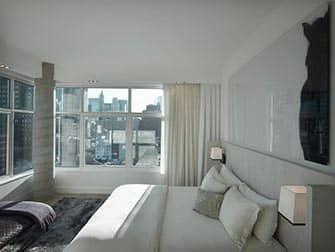 Romantiske hoteller i New York - The James