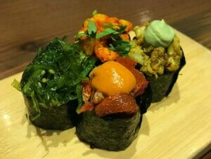 Bedste sushi i New York