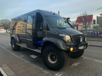 Island stopover på vej til New York - Reykjavik