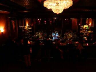 Guidet tur til hemmelige speakeasy barer i New York - Cocktailbar