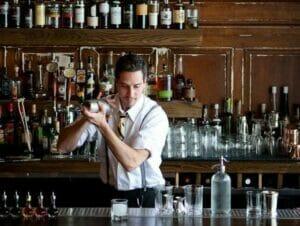 Guidet tur til hemmelige speakeasy barer i New York - Drinks