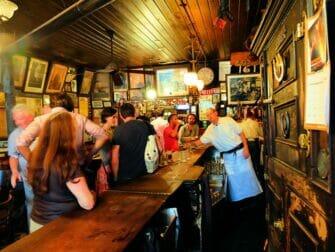 Guidet tur til hemmelige speakeasy barer i New York - Speakeasy