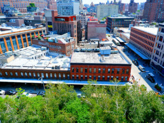 Whitney Museum i New York - Meatpacking District