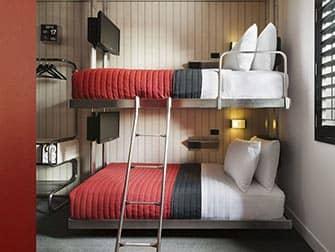 Pod Hotel 39 i New York - Bunk Pod