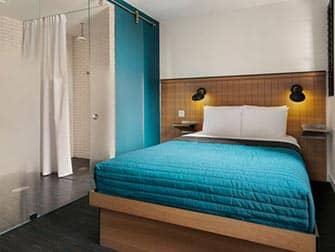 Pod Hotel 39 i New York - Queen Pod