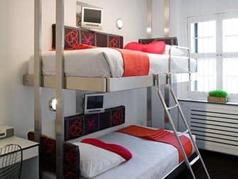 Pod Hotel 51 i New York - Bunk Pod