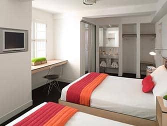 Pod Hotel 51 i New York- Full Pod