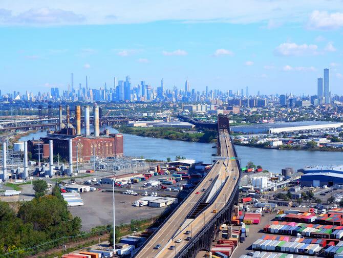 Transfer fra Newark Lufthavn til Manhattan