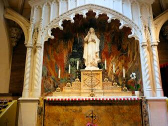 St. Patrick's Cathedral i New York - Apostlen Johannes