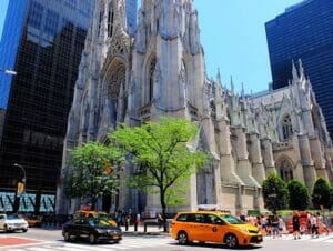 St. Patrick's Cathedral i New York