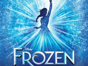 Frozen Broadway billetter