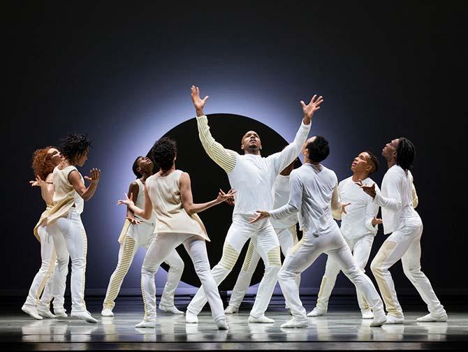 Alvin Ailey i New York billetter - Dans 1
