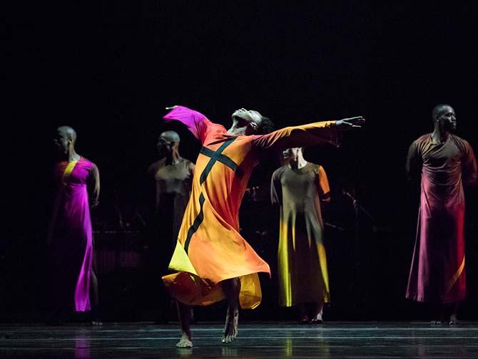 Alvin Ailey i New York billetter - Dans 2