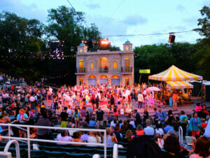 Shakespeare in the Park i New York billetter