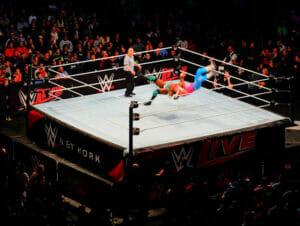 WWE Wrestling i New York billetter