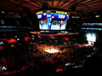 WWE Wrestling i New York billetter - Publikum