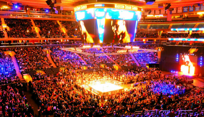 WWE Wrestling i New York billetter - Wrestlere