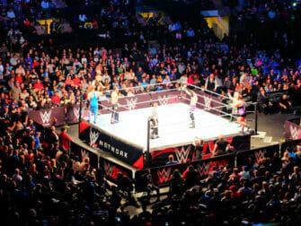 WWE Wrestling i New York billetter - Kamp