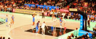 New York Liberty basketball billetter