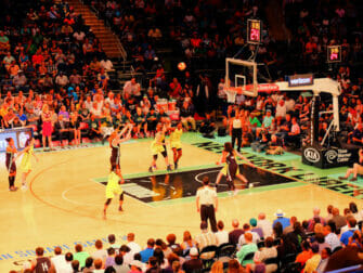 New York Liberty basketball billetter - Spillere