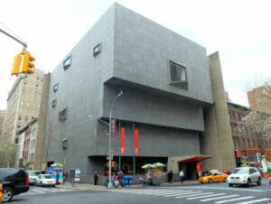 The Met Breuer i New York